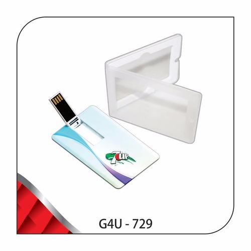 Credit Card Shape Pen Drive