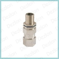 Brass Double Compression Cable Gland
