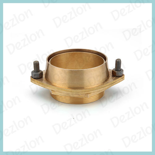 Brass Flange type Cable Gland