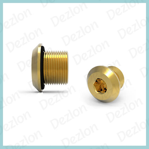 Brass Stopping Plugs
