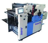 Double Color Satellite Offset Printing Machine