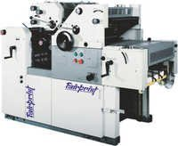 Double Color Satellite Printing Machine