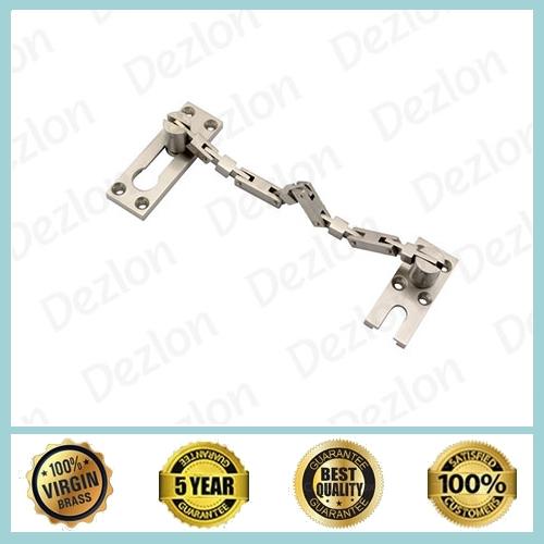 Brass Square Door Chain