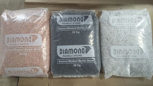 Crushed Marble Wash Aggregate and Chips  for Terrazzo Flooring wall cladding