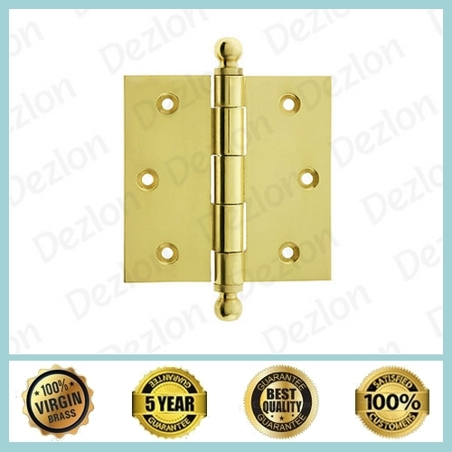 Brass Ball Tip Hinges