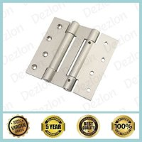 Brass Double Action Spring Hinges