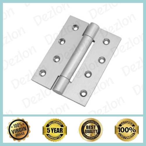 Brass Single Action Spring Hinges