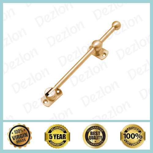 Brass Rod Latch