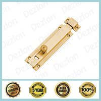 Brass Square Baby Latch