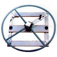 Round Shoulder Wheel
