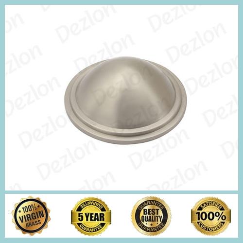 Brass Doom Cap