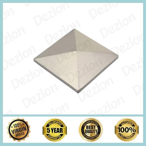 Brass Pyramid Cap