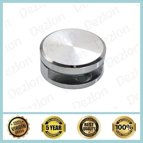 METAFORD Standard Brass Round Mirror Full Bracket