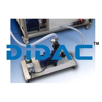 Module For Centrifugal Pump Characteristics