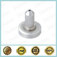 Brass Wire Rope Fitting Top With Knurling