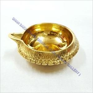 Brass Kuber Diya