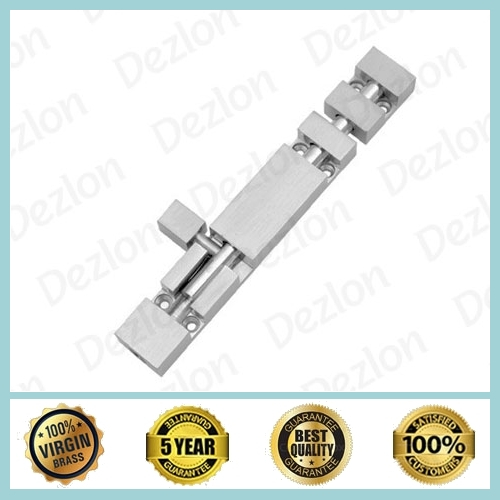 Brass Square Tower Bolt