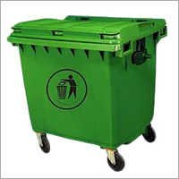 660 Litres - Wheeled Dustbin