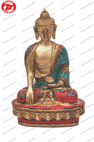 Buddhist God and Goddess Statue