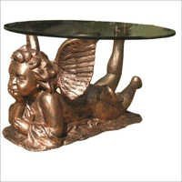 Angel Cupid Center Table