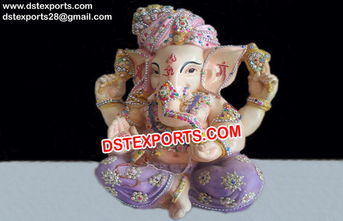 Indian Wedding Small Ganesha Statue