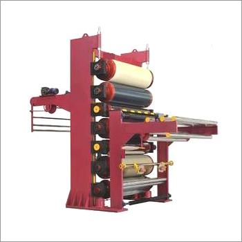 Seven Bowl Calender Machine