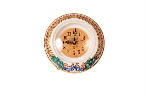 Antique Marble Round Watch