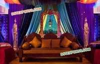 Arabian Night Moroccan Theme Wedding Furniture