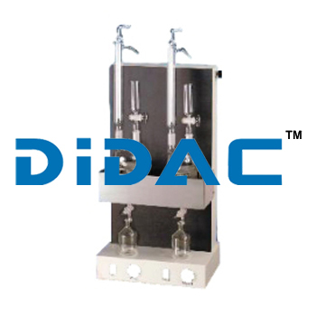 Dual Extraction Apparatus