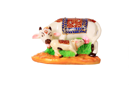 Antique Marble Rageen Cow