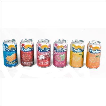 Sparkling Fruit Drink