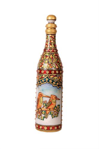 Antique Marble Bottel 10