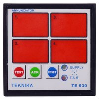 Alarm Annunciator 4 Window TE 930