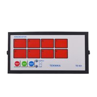 Alarm Annunciator 8 Window TE 931