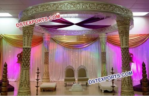 Beautiful Wedding Ceremony Mandap