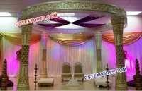 Beautiful Wedding Ceremony Mandap