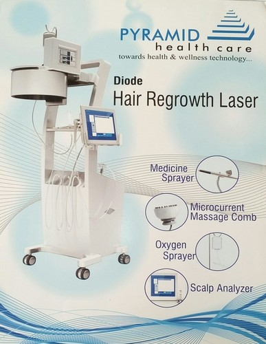 Diode Hair Regrowth Laser