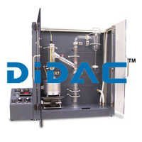 Manual Vacuum Distillation System
