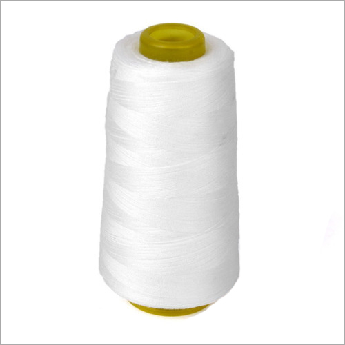White Sewing Threads