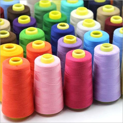 Colored Needle Threads