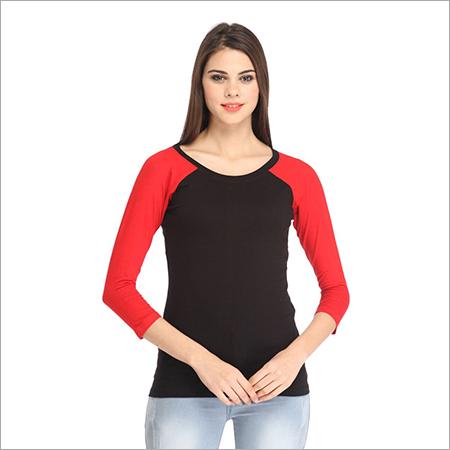 Women Full Sleev Tshirt