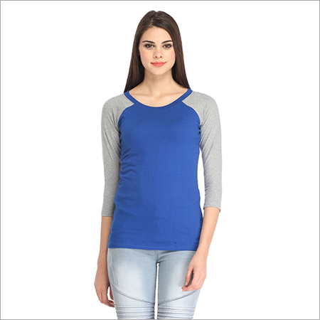 Ladies Full Sleeve Tshirt
