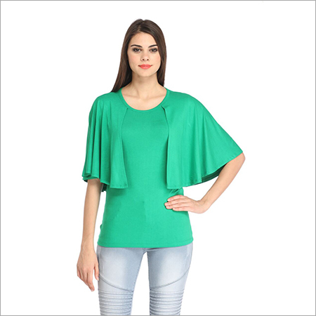 Ladies Ruffle Tops