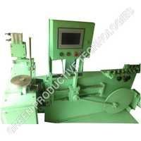 Fan Guard Star Inner Welder Machine