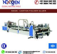 Carton Folder Gluer