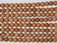 Sandalwood Japa Mala Beads