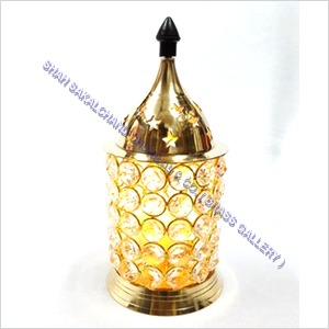 Brass Crystal Deep