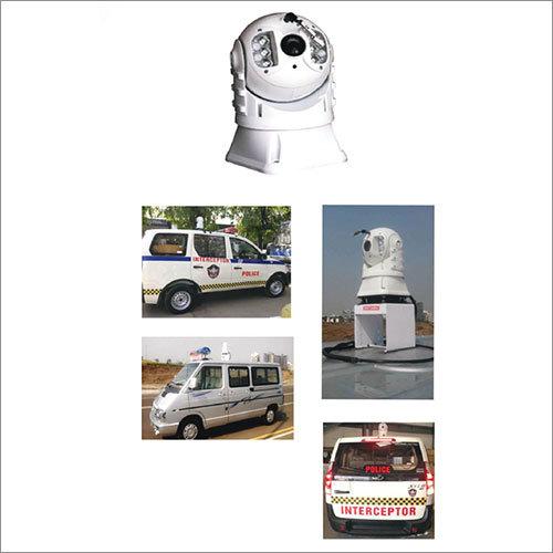 Mobile PTZ Camera