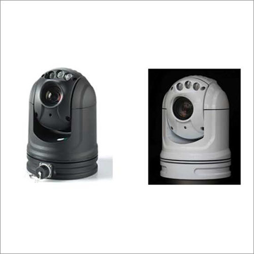 Rugged PTZ Camera