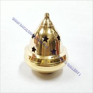 Brass Kuber Goblet Diya